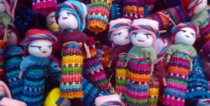 Worry Dolls from Guatemala